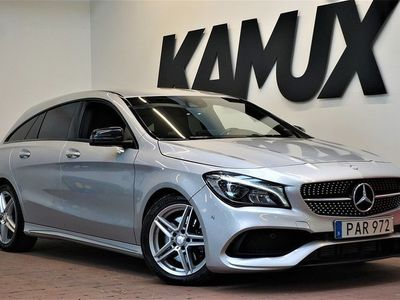 begagnad Mercedes 250 CLA BenzSB   AMG   Nav     H K-Ljud   2017, Sportkupé 249 800 kr