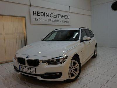 begagnad BMW 318 xDrive Sportline 2015, Kombi 139 800 kr