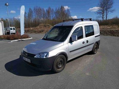 begagnad Opel Combo Van 4-dörrar 1.3 CDTI ecoFLEX Easytronic 75hk
