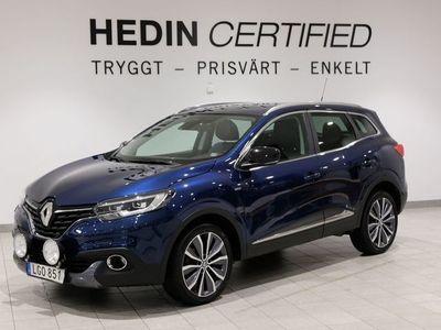 begagnad Renault Kadjar 1.6 4WD/DRAGKROK/NAVI/BACKKAMERA