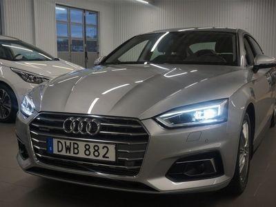begagnad Audi A5 2.0 TFSI Q Proline S&V-Hjul (252hk)