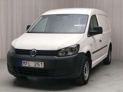 gebraucht VW Caddy Maxi 2.0 Ecofuel Skåp (109hk)