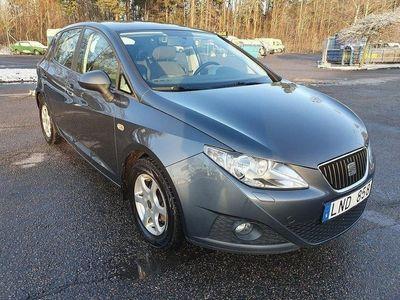 begagnad Seat Ibiza 5-dörrar 1.6 TDI 90hk