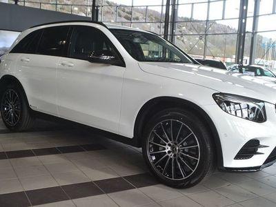 used Mercedes GLC220 D 4MATIC SUV DEMO