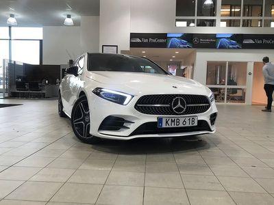 begagnad Mercedes A220 4MATIC AMG Värmare