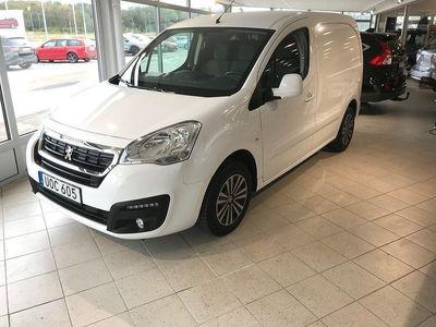 begagnad Peugeot Partner Van 1.6 BlueHDi Automat, Dragkrok