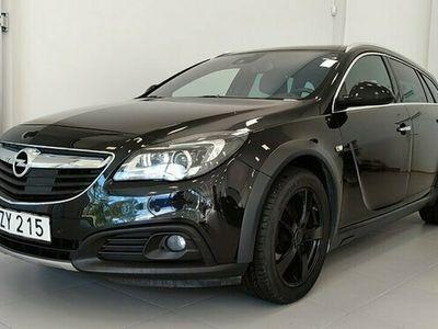 begagnad Opel Insignia Country Tourer Business 2.0 CDTI ECOTEC 170 hk