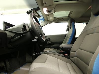 begagnad BMW i3 60Ah BEV Taklucka Backkamera Komfortöppning