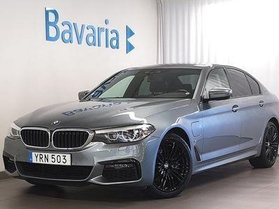 begagnad BMW 530 e Sedan M-sport H K Ny 2019, Sedan 427 700 kr