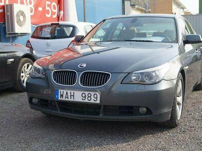 begagnad BMW 545 i Sedan Automat 333hk 1 ägare