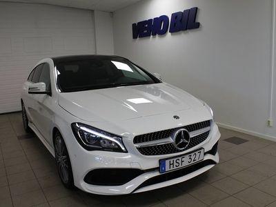 begagnad Mercedes CLA220 Shooting Brake d AMG Aut Panorama Drag