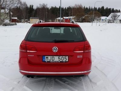 begagnad VW Passat 2.0 TDI 140hk -13