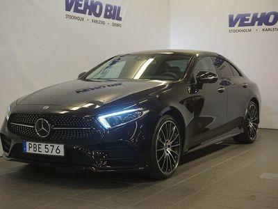 begagnad Mercedes 450 CLS-Klass4MATIC 9G-Tronic AMG Värmare DistronicPlus