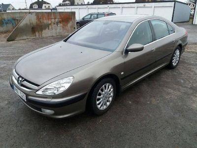 begagnad Peugeot 607 2.0, Nybesiktad, ny kamrem -04