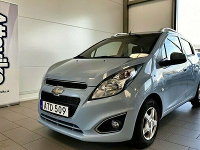 begagnad Chevrolet Spark 1.0 68hk Bluetooth