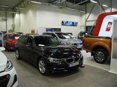 begagnad BMW 320 d xDrive Touring Steptronic Sport line 184hk