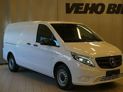 begagnad Mercedes Vito 116 CDI 9G-Tronic