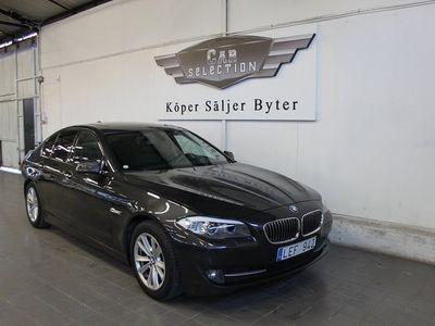 begagnad BMW 528 i Sedan Steptronic 258hk