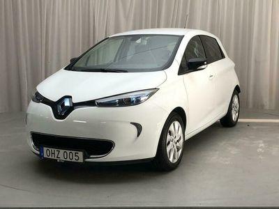 begagnad Renault Zoe 22 kWh Intens, GPS, Backkamera