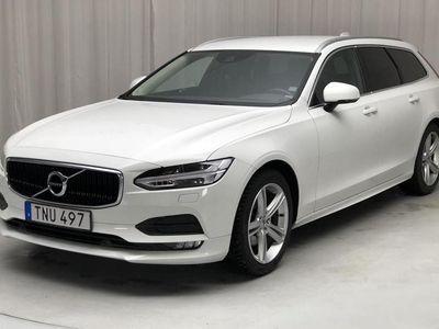 begagnad Volvo V90 D4