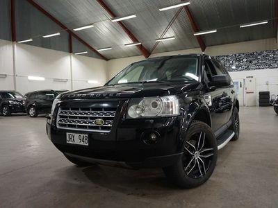 begagnad Land Rover Freelander 2,2 TD 4.152 HK
