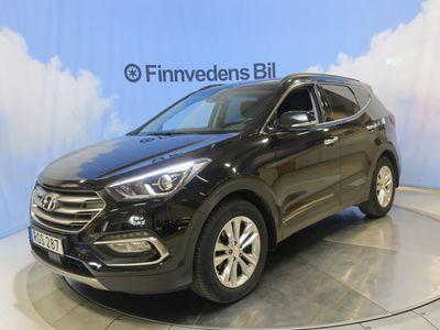 begagnad Hyundai Santa Fe 2.2 CRDi 4WD Premium,v-hjul/