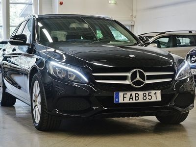 begagnad Mercedes C250 T BlueTEC 4MATIC 7G-Tronic Plus Drag 204hk