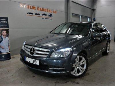 begagnad Mercedes C220 CDI BlueEFFICIENCY (170hk