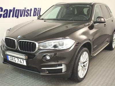 begagnad BMW X5 xDrive30d 30D XDRIVE 277HK 4x4 Navi Aut
