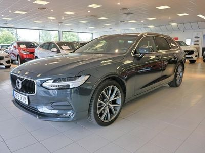usado Volvo V90 D5 AWD Business Advanced, Aut, Bälteskuddar, Drag, Klimatpaket &
