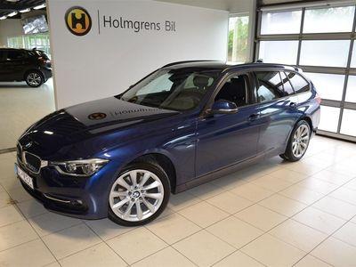 "begagnad BMW 320 d xDrive Touring Sportline Navi Drag HiFi 18"""