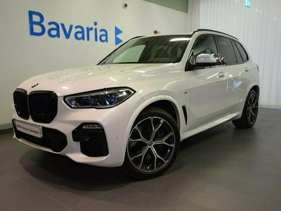 begagnad BMW X5 xDrive 30d M-sport Connected Innovation Travel Winter