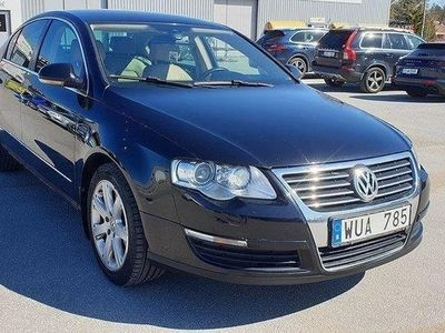 begagnad VW Passat 2.0 Nybes. 18000Mil Nyservad