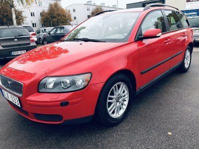 begagnad Volvo V50 1.8 Flexifuel(Ny BES)Kamkedja