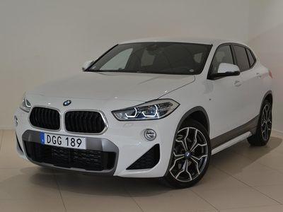 begagnad BMW X2 20d M-Sport X, Drag, Navigator, Head up