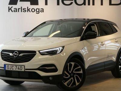 begagnad Opel Grandland X 1.6T Business AT8 180hk Demo