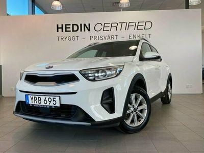 begagnad Kia Stonic 1.4 MPi ADVANCE 2018, SUV Pris 149 900 kr