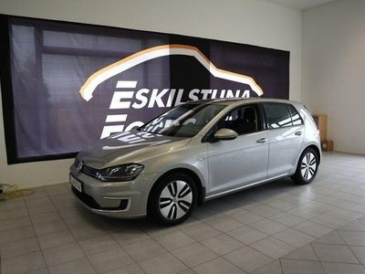 begagnad VW e-Golf 24.2 kWh Single Speed Auto 115hk Navi