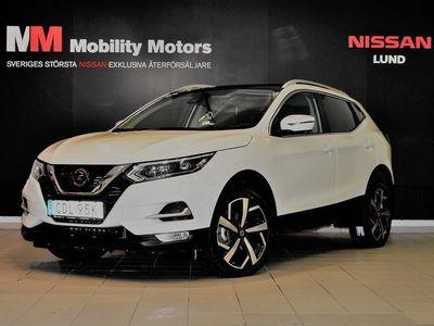 begagnad Nissan Qashqai dCi 150 4WD Tekna Design Pack
