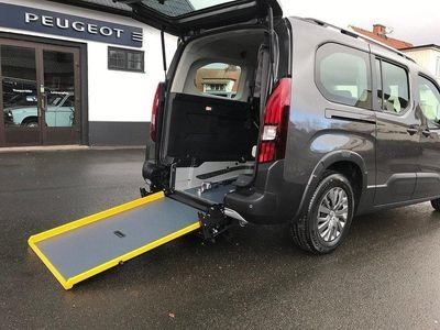 begagnad Peugeot Rifter L2 Allure 130 PT Auto Handikap