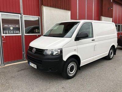 begagnad VW Transporter 2.0TDI Comfort 102hk P