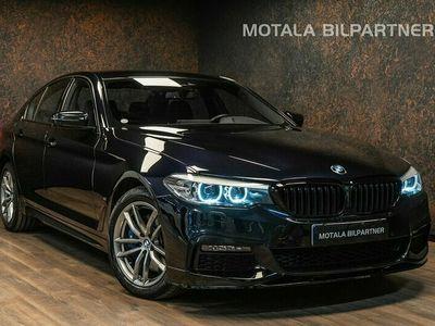 begagnad BMW 530 e xDrive iPerformance M-Sport Sedan 252hk | SoV
