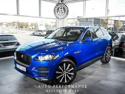 begagnad Jaguar F-Pace / Prestige / 2.5d / Från 4139:-mån /