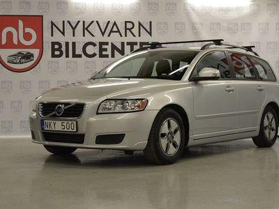 begagnad Volvo V50 D2 Kinetic 115hk