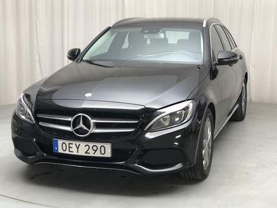 used Mercedes C200 C-KLASSBlueTEC Kombi S205 (136hk)