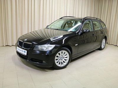 begagnad BMW 320 d Touring E91 Automat (163hk)