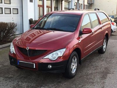 begagnad Ssangyong Actyon 2.0d Sports,4WD,Nybes,Nyserv