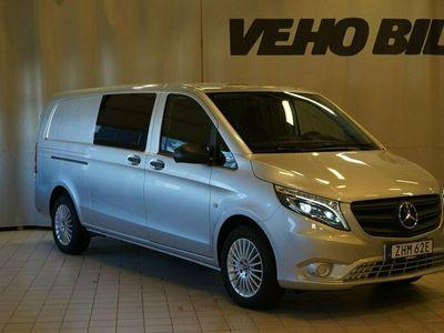 begagnad Mercedes Vito Mixto 116 CDI 4x4