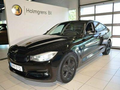begagnad BMW 320 3-V D