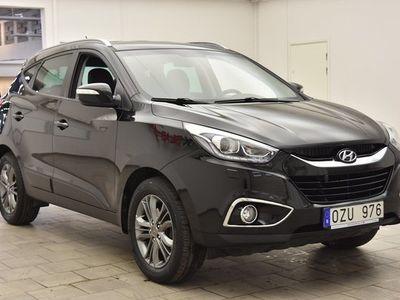 begagnad Hyundai ix35 1.7 CRDi 115hk DRAG / M-VÄRM